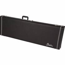 Case Contrabaixo Pj Destro Pro Series Preto Fender Original
