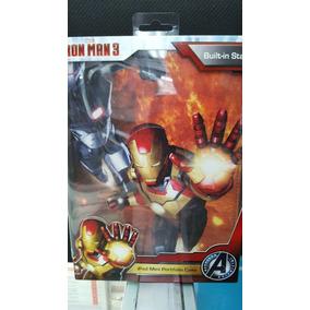 Funda Ipad Mini Portafolio Iron Man
