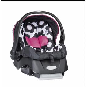 Coche Porta Bebé Y Base Para Vehiculo Evenflo