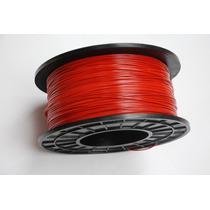 Filamento Abs 1.75mm 1 Kg Vermelho Sangue P/ Impressora 3d