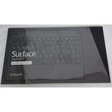 Teclado Español Surface Rt Surface Pro Cover Type Iluminado
