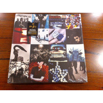 U2 Box Achtung Baby Deluxe Edition 20th Anivers Raro Lacrado