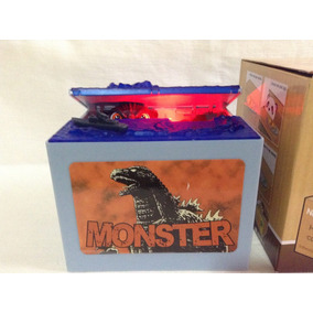 Alcancia Electronica Godzilla