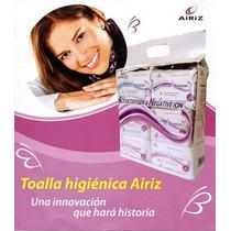 Toallas Sanitarias Femeninas Paquete Airiz Tiens