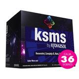 Kromasol Ksms / Contiene 36 Sobres / Envios Todo El Perú