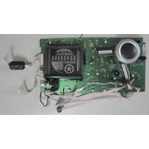 Placa Micro Do Som Philips Fwd798 Luc105940-0001 (semi Nova)
