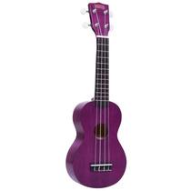 Ukulele Mahalo Soprano Zurdo Guitarra Instrumento Kaniko