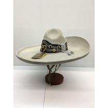 Sombrero Charro Paja De Trigo Modelo Faena