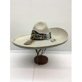 Sombrero Charro Fieltro Modelo Faena