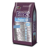 Comida Alimento Frost Perro Cachorro Pequeño Y Mediano 7,5k
