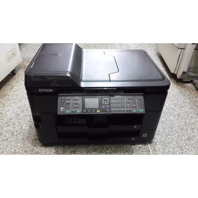 Impresora Epson Workforce Wf 7520 Repuestos Wf7520 Funcional