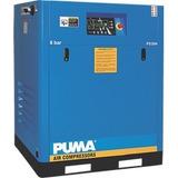Compressor Ar Parafuso Rotativo Puma Ps20h 380v 8bar 20hp