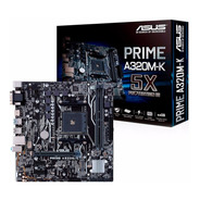 Motherboard Asus Prime A320m-k Am4 Ddr4 Usb 3.0 Hdmi A320