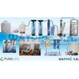 Planta Purificadora Envasadora De Agua - 300 Botellones