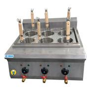 Cocedor Pastas De 6 Canastillas Migsa - Bn600-e605