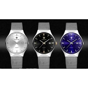 Relógio Luxuoso, Wwoor Tendencia Americana, Ultimas Unidades