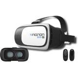 Lentes De Realidad Virtual Necnon Nvr-01negro 3.5 A 6 Cr