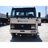Ford Cargo 1619 Turbo Ano 1990