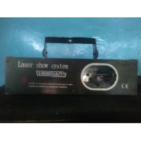 Luz Laser Para Minitecas Dos Colores Verde Y Rojo