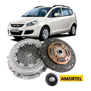 Kit Embreagem Jac J6 2.0 16v 2011 2012 2013 2014 2015 2016