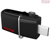 Pendrive 32gb Usb 3 Dual Sandisk Celulares Tablet Android Pc
