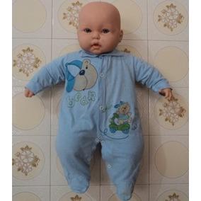 Boneca Bebê Antiga Da Marca Berenguer Da Cotiplás (toys)