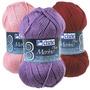 Lana Ovillo Cisne Merino: Crochet Y Dos Agujas $ 210