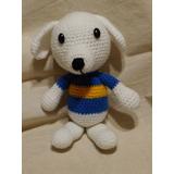 Perro Crochet Animalitos Amigurumi El Cristal Encantado