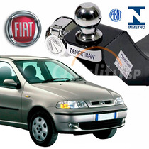 Engate Reboque Inmetro Fiat Palio Fire 2001/2003 C/ Garantia