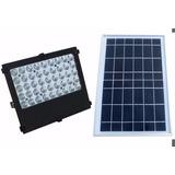 Luminaria Solar Jardin Y Exterior 45 Led Con Panel Fotocelda