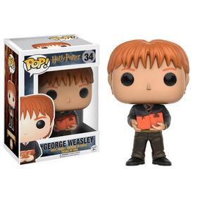 Funko Pop! George Weasley - Harry Potter #34 Nuevo!