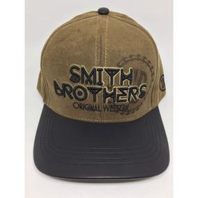 Boné Smith Brothers - Original Western