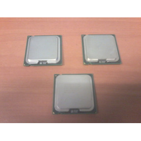 Procesadores Intel Dual Core Socket Lga 775