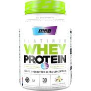 Platinum Whey Protein Star Nutrition 2lbs Mejorada
