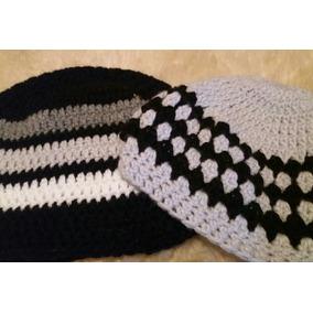 569e5eec2 Gorros Camuflados De Lana Tejidos A Crochet - Ropa y Accesorios ...