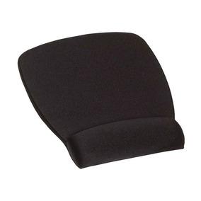 3m Mouse Pad Con Descansamuñecas Ergonómico Color Negro