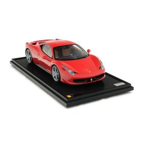 Carrinho Para Colecionador Ferrari De Ferro