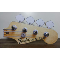 Fender - Jazz Bass - Porta Chaves Artesanal Personalizado