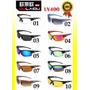 Óculos De Sol Oulaiou Ciclista Pesca Ciclismo Moto Esportivo
