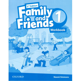 Family And Friends 1 / Workbook - 2nd Edition - Oxford