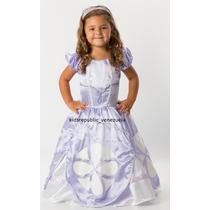 Disfraz Princesa Sofia Para Niña Princesa Disney Anaindy