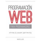 Libro Php Javascript Html Css Programacion Web Universitario