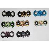 Fidget Spinner Batman 2 Minutos Relajante Peso+velocidad *