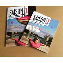 Kit Saison 1 ( Aluno+exercicios) Livro Impresso Novo