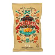 Tortilha Chips Milho C/ Sal Frontera Tex-mex Nachos Mexicano