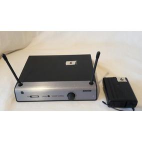 Sistema Inalambrico Shure Uhf 581.200 Envio Grat