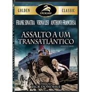 Assalto A Um Transatlântico - Dvd - Frank Sinatra Virna Lisi