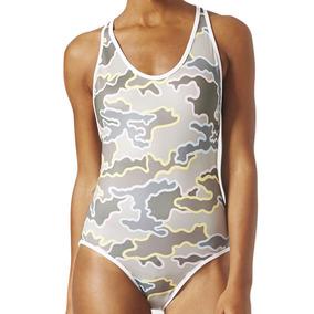 Traje De Baño Completo Stellasport Mujer adidas Az7767