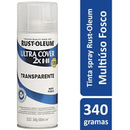 Spray Verniz Transp Fs  Plástico, Vidro, Alumínio, Madeira