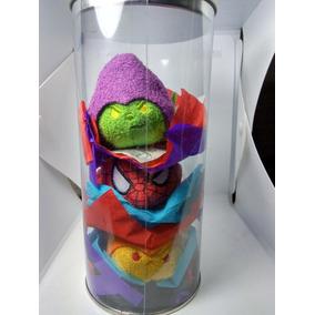 Arreglo Para Regalo/san Valentín/cumpleaños Spiderman/tsum
